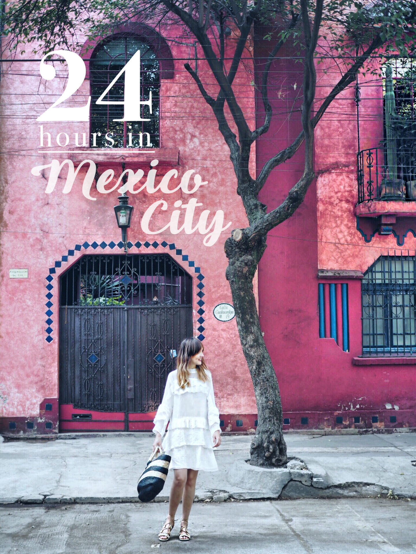 How to spend 24 hours in Mexico City