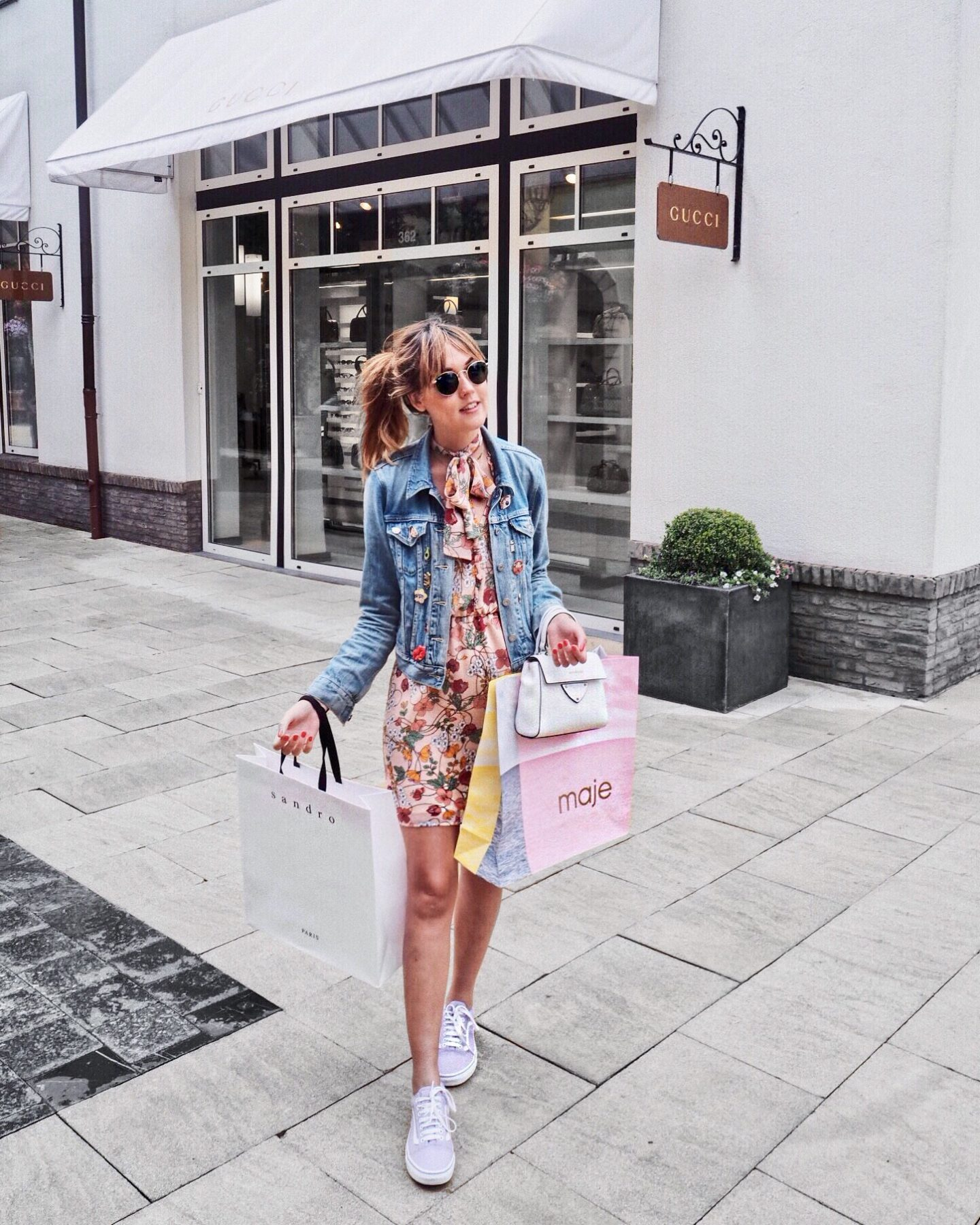Girls shopping trip at McArthurGlen Designer Outlet Roermond