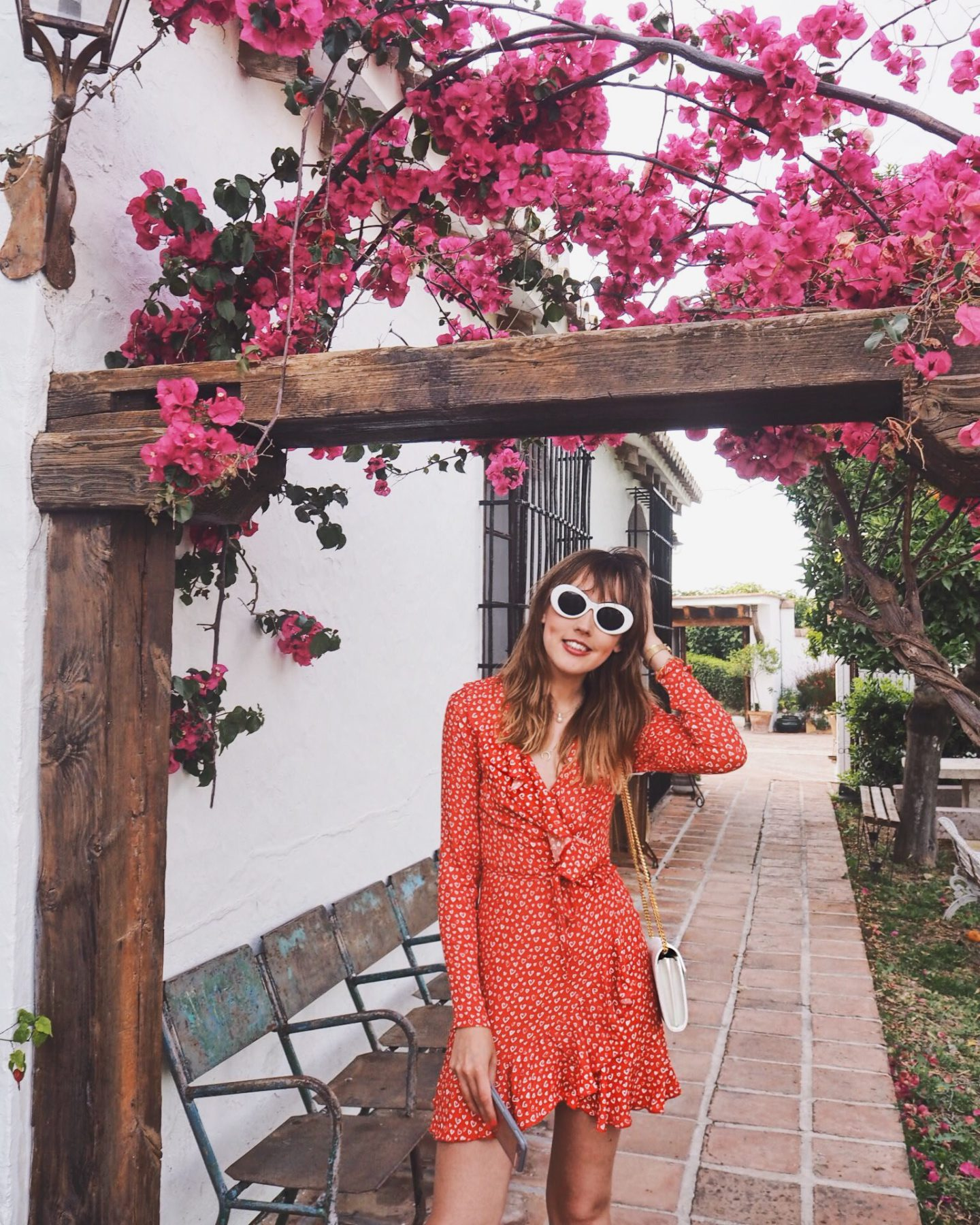 Out of office with Otterbox in Andalusia + what I wore