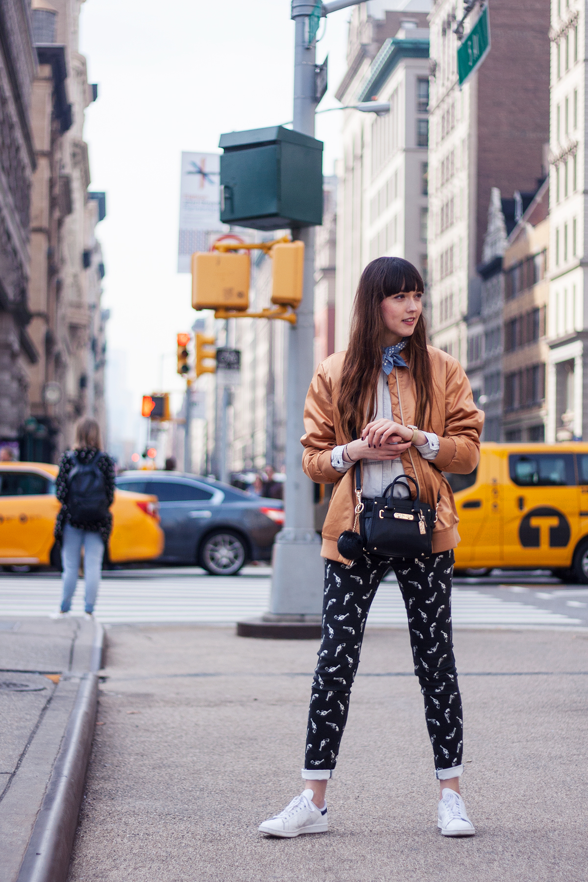 a-new-york-minute-cluse-watches-adpt-bomber-american-retro-jeans-1