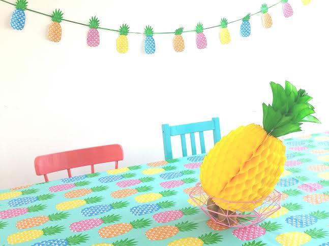ananas-slinger