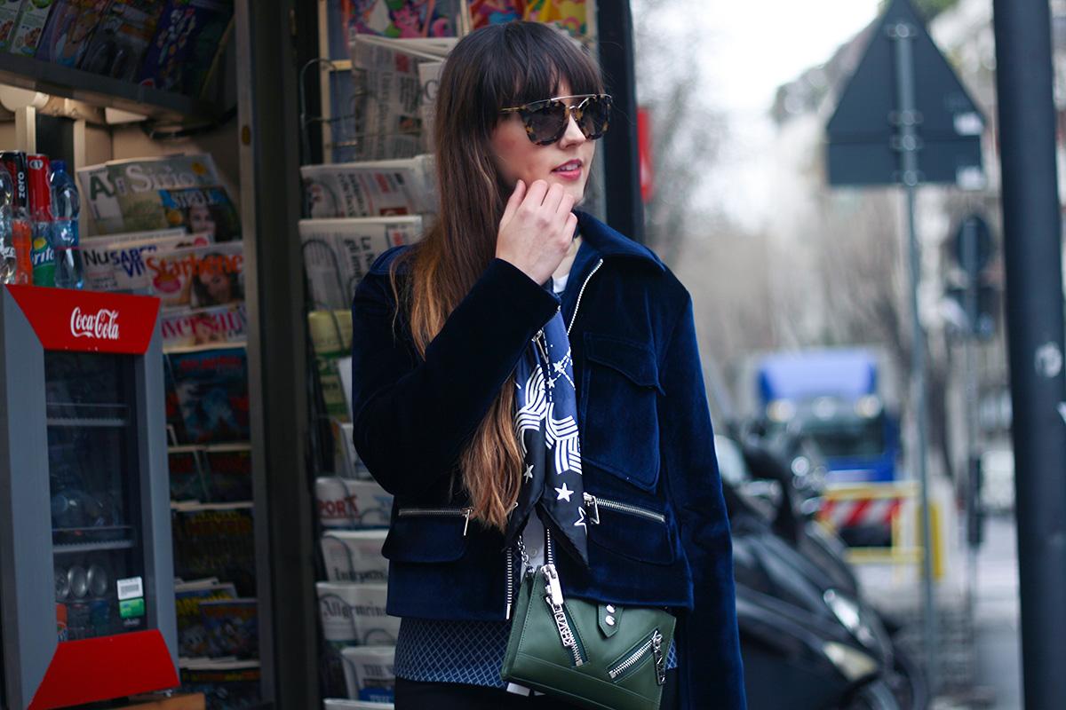 Milan Fashion Week Outfit numero tre