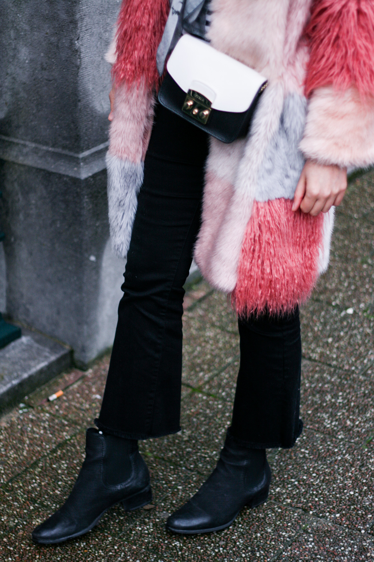 pink-faux-fur-coat-striped-shirt-winter-outfit-2