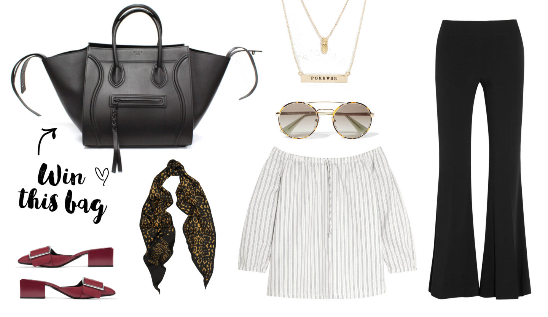 Shopping list – wardrobe essentials