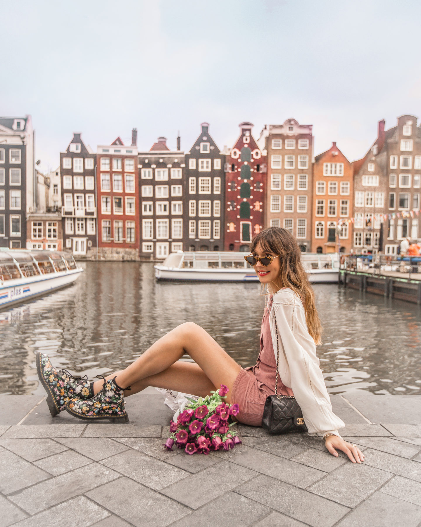 The best photo spot in Amsterdam