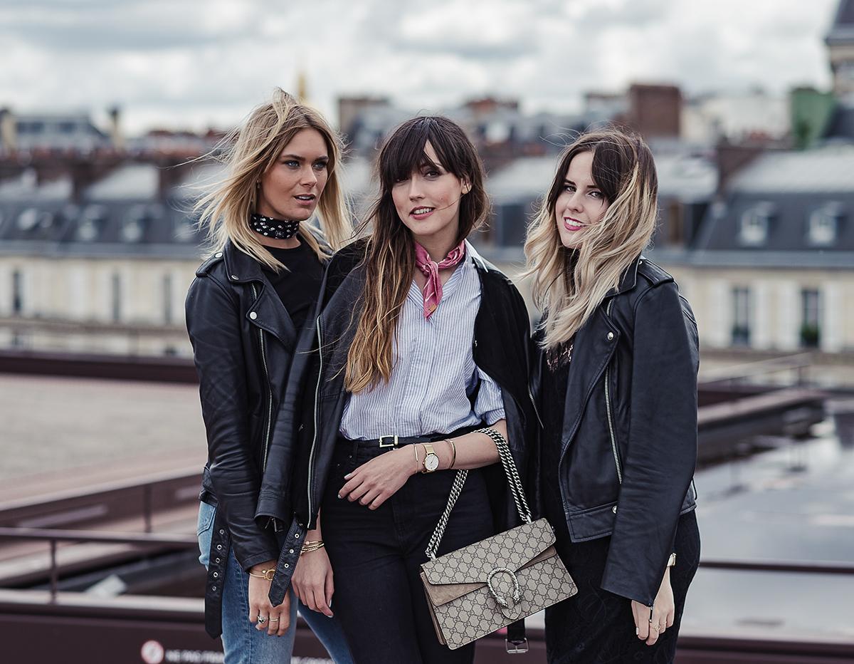 Paris Paris avec Givenchy